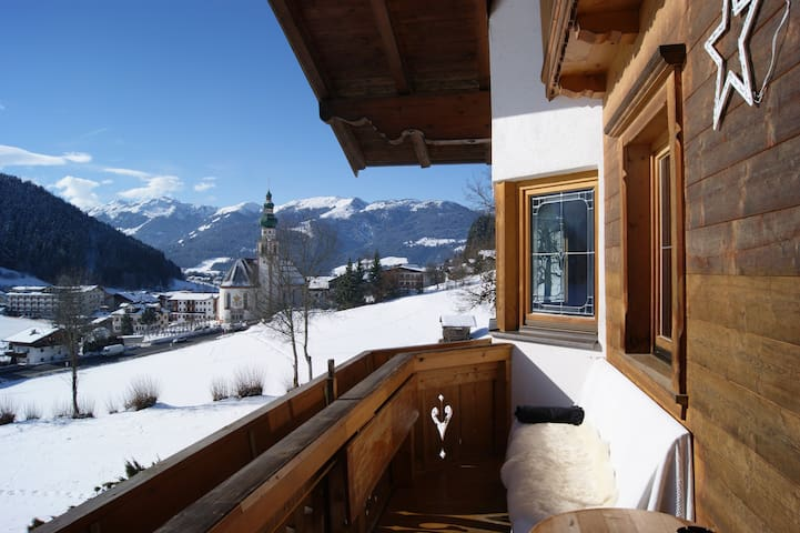 Chalet  Mountain - VIEW - Oberau - Rumah