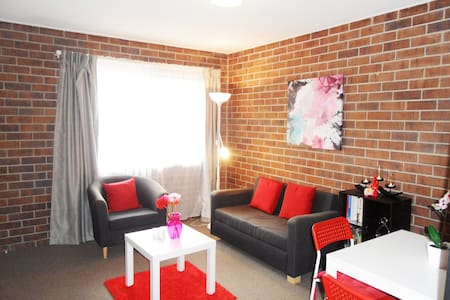 Cozy Apartment 10 minutes to CBD - New Farm