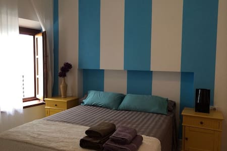 Beach-Double room-private bathroom inside the room - Sitges - Appartamento