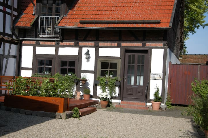 Exklusives, großzügiges Landhaus - Brakel - Rumah