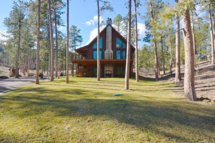 Shady Pines Cabin with Hot Tub & Seclusion!