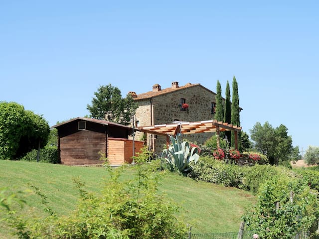 House 75 m² Podere La Leopoldina for 5 persons