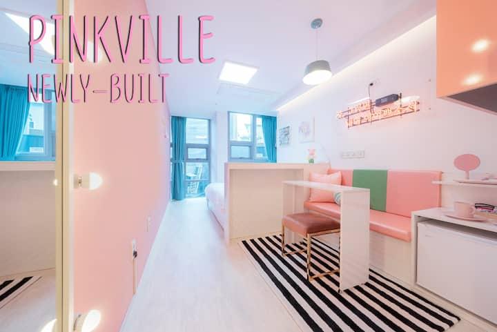 明洞Pinkville 二号室