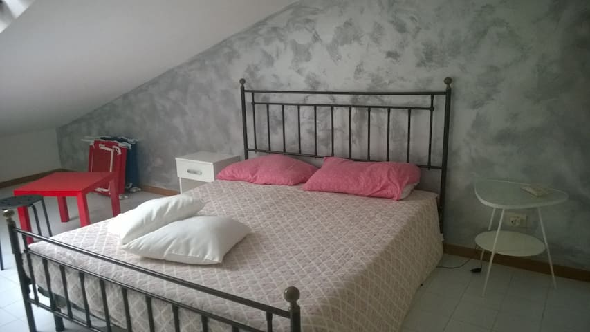 attic-flat 20mt from the beach - Vasto - Daire