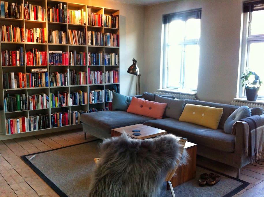 Livingroom on the first floor