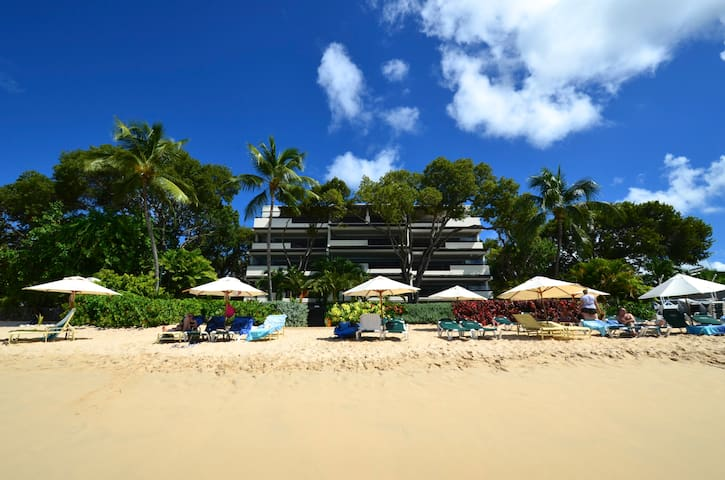 On the beach in Barbados - Хоултаун - Квартира
