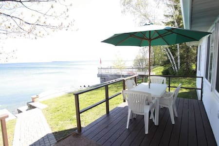 Cozy cottage on Lake Simcoe - Innisfil