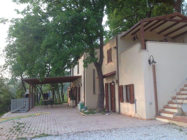 The Oaks, single room - Ancona - Bed & Breakfast