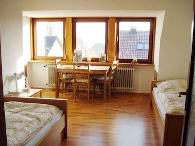 Appartement Malerwinkel - Nonnenhorn - Apartment