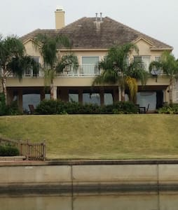 Marina waterfront Estate Home - Kemah - House