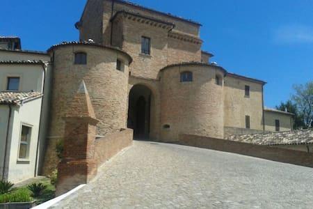Casa in borgo medioevale - Mombaroccio - Talo