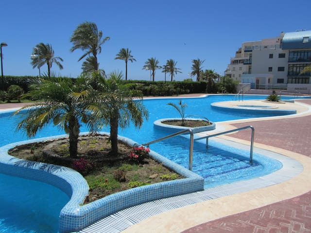CastellPlaya 2  Penthouse apartment - Castell de Ferro - Appartement