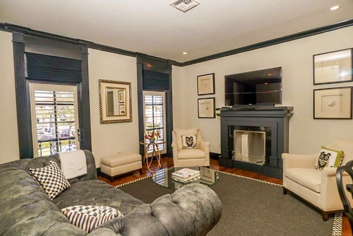 Super chic condo in the best downtown location.