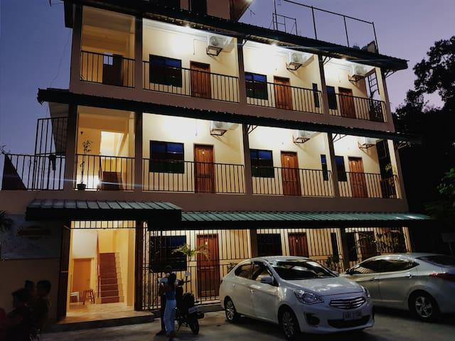 Pamujo Hostel Dorm Room #4