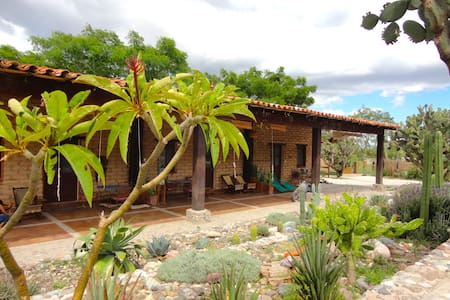 The Girasol Suite at Rancho Pitaya - Rojas de Cuauhtemoc