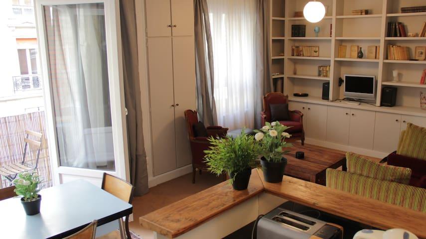 Apartment Paris in the heart of 17e
