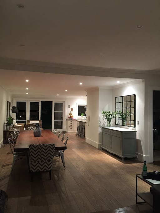 Modern charm rose bay houses for rent in sydney new for 12 seater dining table sydney