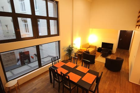 Lille Opéra - Superbe appartement pour 6 pers. - Lille