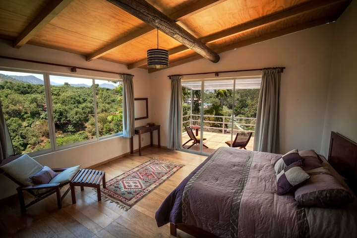 Cedro-Apartment with a great view