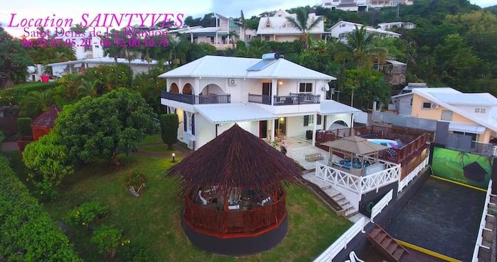villa saintyves labellisé classé 5*