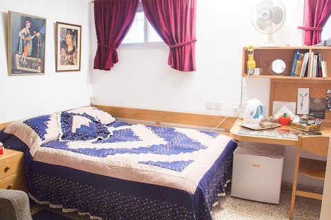 Private! Bed and Breakfast in Old Katamon