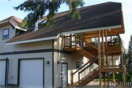 Loft-Walk to the Lake, Park and Downtown! - Coeur d'Alene