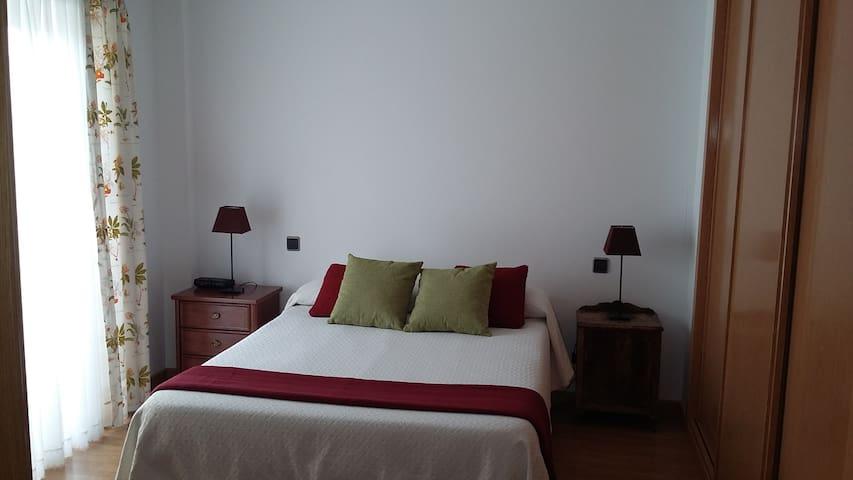 Habitación Doble con baño privado - Burguillos de Toledo - Ev