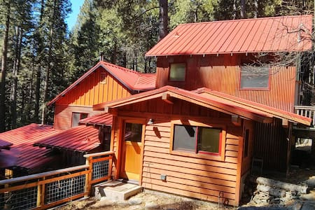 Fragrance-Free Mountain Suites - Sierra City - Hus