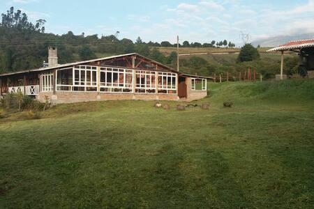 Sacharuna Casa de Campo