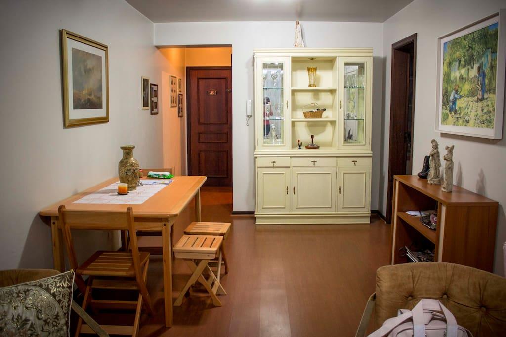 Sala jantar / Dining room