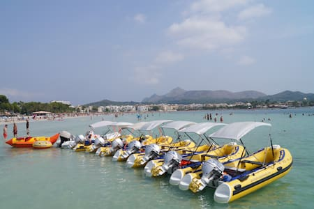 RENT BOATS WITH & WITHOUT LICENSE PORT ALCUDIA - Alcúdia - Boat