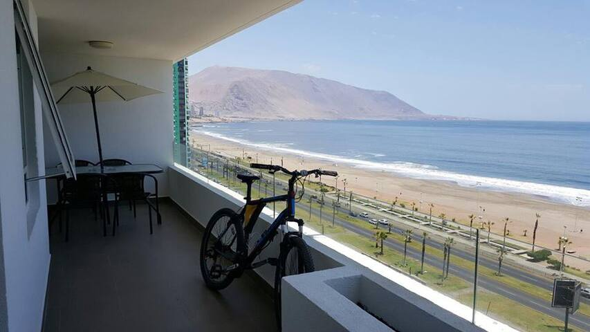Departamento frente al mar en Iquique