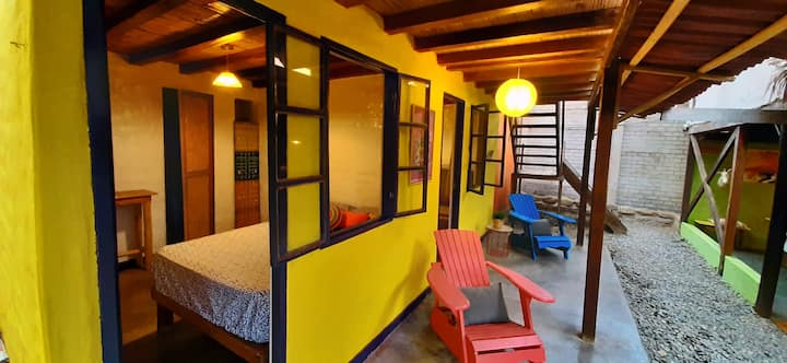 Hostel Casa Naranja Private rooms