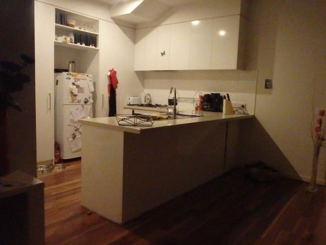 neat room in modern house  - Chadstone - House