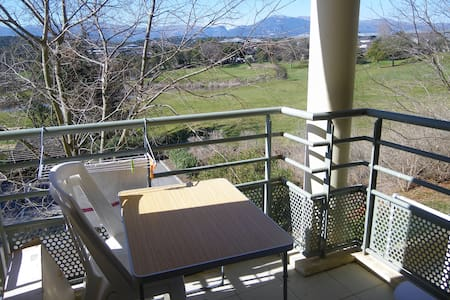 Studio in Sophia with golf view - Biot - Wohnung