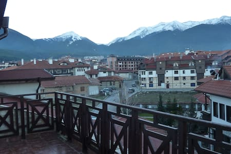 Studio close to gondola - Bansko - Lägenhet