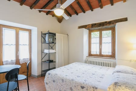 Camera matrimoniale - Arezzo
