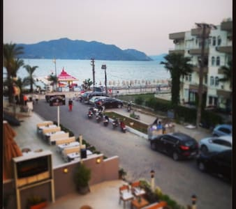 amazing sea view.lets join (family) - Marmaris - Bed & Breakfast