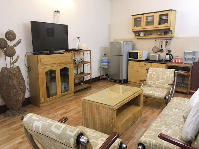 Serviced Apartment/Old French Villa - Hanoi - Wohnung