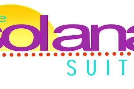 The Solana Suites - Quezon City - Sala sypialna