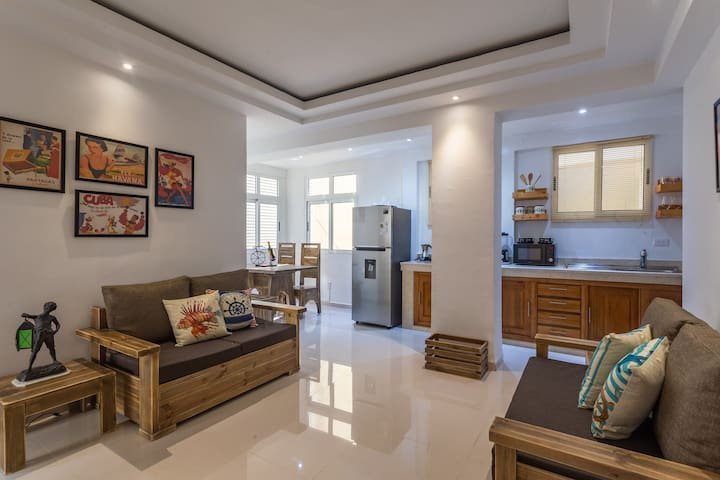 Luxury apartment in the best area of Vedado