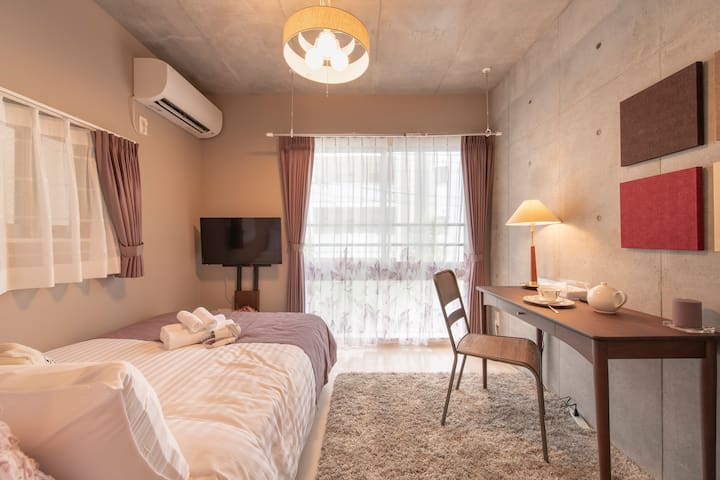 New!!4min Station-Near Shinjuku Luxuary house#202