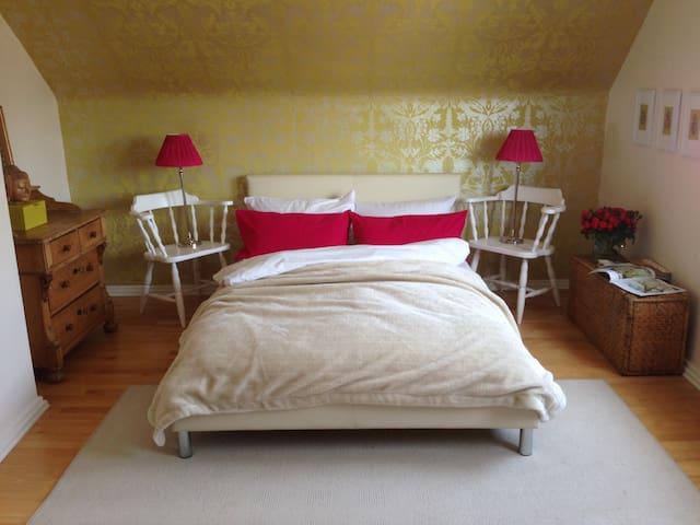 Schönes Zimmer an der Lahn. - Villmar - Bed & Breakfast