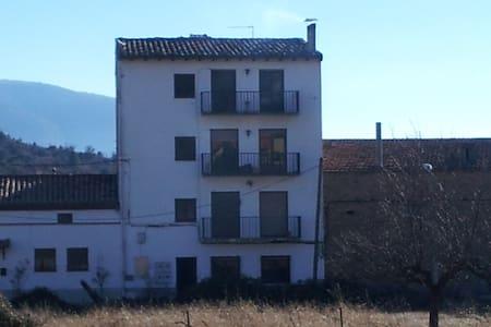Apartament rural a Pobla de Segur - La Pobla de Segur - อพาร์ทเมนท์