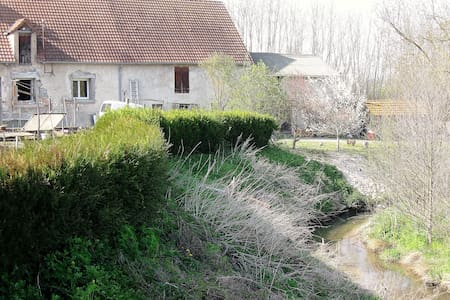 au moulin rotay - Chemilly - Bed & Breakfast