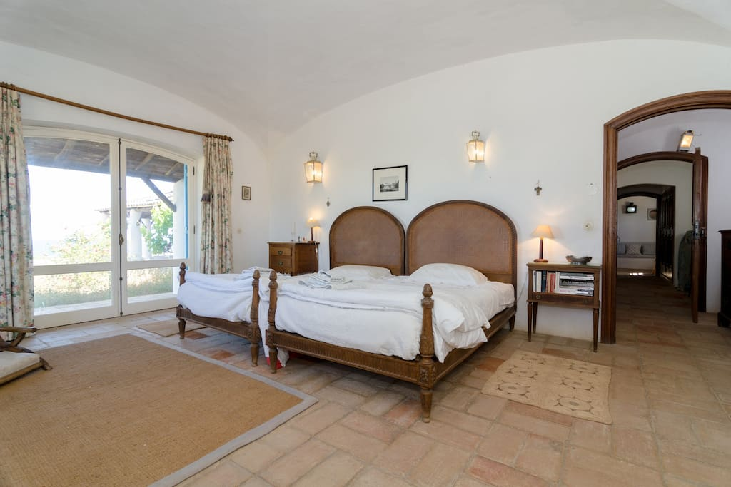 The White Suite Bedroom