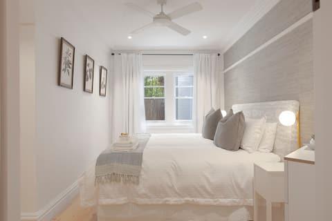 Manly Lux A'Deco Beach House; Prvt Gard&Courtyard
