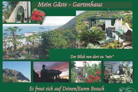 Gardenpavillon / Studio - Garachico Las Cruces