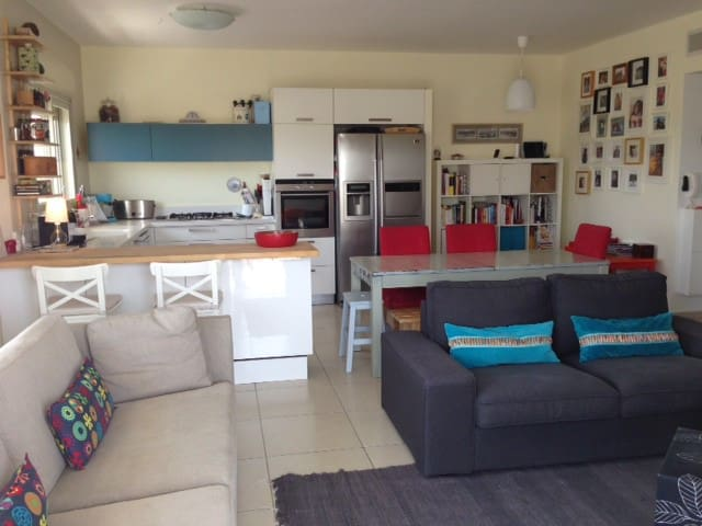 Spacious Home with Amazing View - Modi'in-Maccabim-Re'ut - Daire