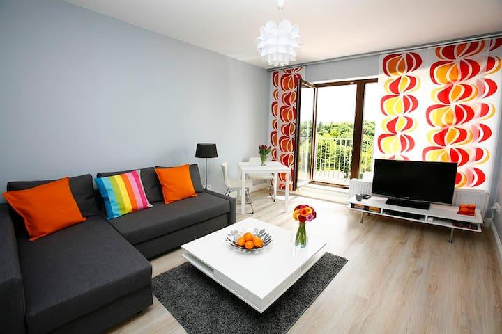 Relax&enjoy high standard, Wrocław. - Wroclaw - Apartment